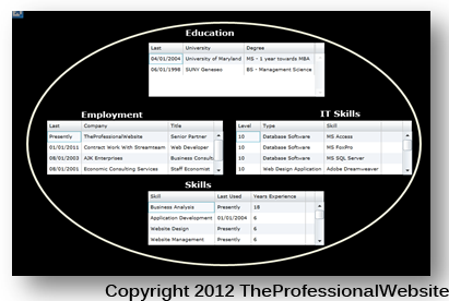 Circle Of Professional Influences