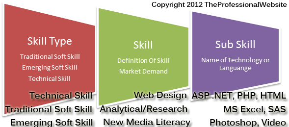 Defining Skills