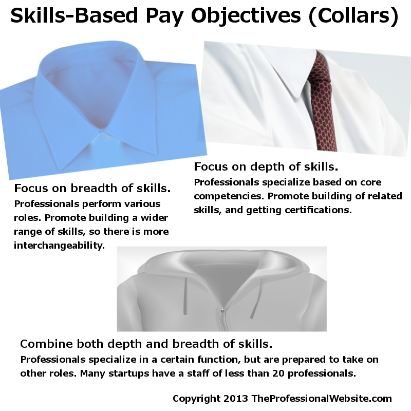 Skill Based Pay Structures Versus Job Based Pay Structures