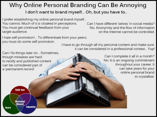 Personal Branding Annoying