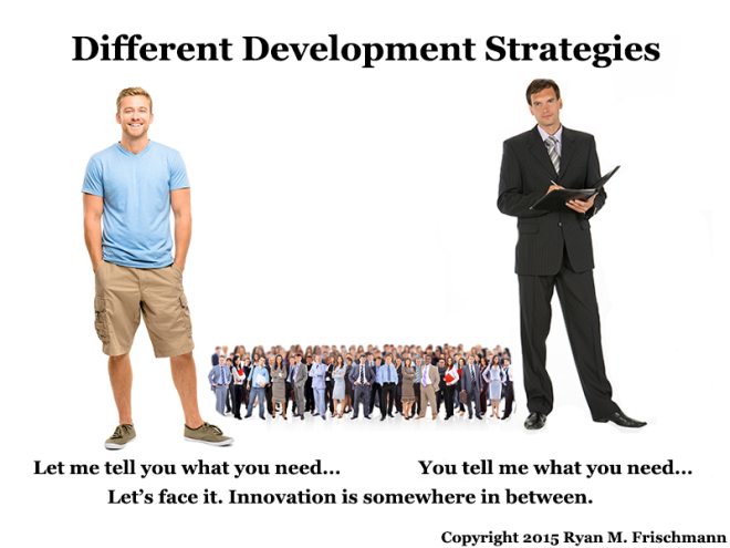 Developing Strategies